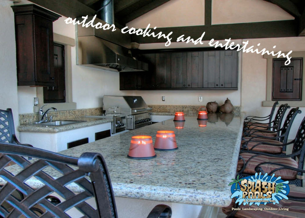 outdoor kitchen ideas- outdoor dining-outdoor living